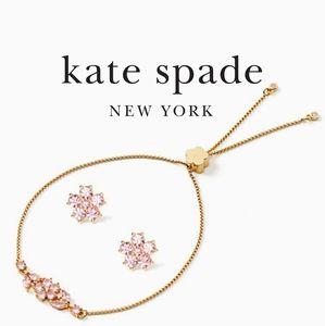 🎉7X HP🎉Kate Spade earrings and bracelet set
